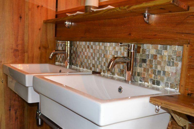 Bathroom Garden Bungalow Curacao