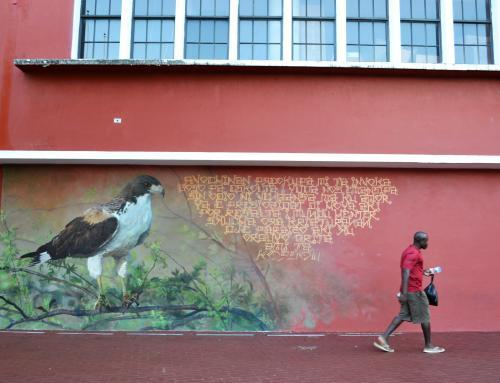Culture: Discover urban art in Willemstad