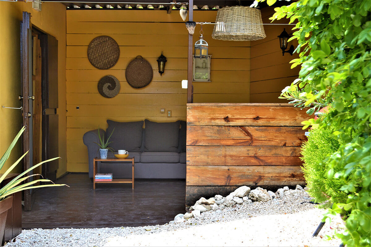 JKL Outdoor Living Studio - Jan Kok Lodges Curaçao