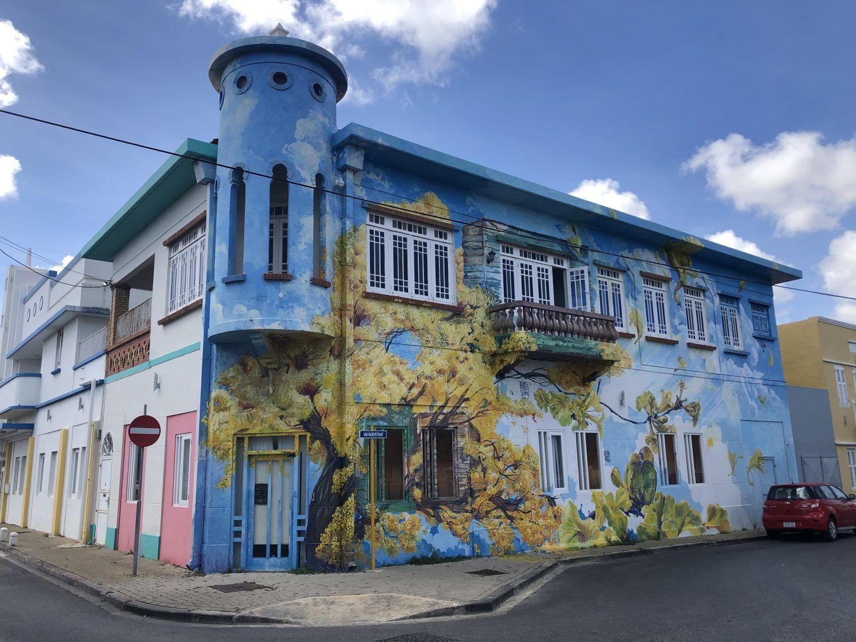 Mural - Francis Sling - Scharloo