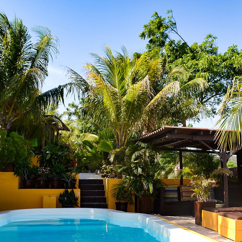Gemütlicher Aufenthalt Curacao